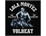 Volbeat Lola Montez Patch