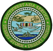 Southwest Asia Service Patch