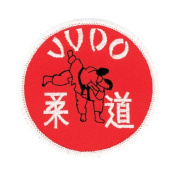 Tiger Claw Judo Throw Patch - 7.6cm dia