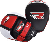 RDX Smartie Pads MMA Boxing Punch Target Focus Training Punching Mitts Hook & Jab Thai Strike Kick Shield