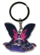 Great Eastern Entertainment ACCEL World Kuroyukihime Metal Keychain