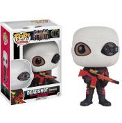 Suicide Squad Pop! Heroes Vinyl Figure - Masked Deadshot