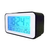 Radio alarm clock with thermometer [version:x8.5] by DELIAWINTERFEL