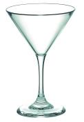 Guzzini 23450100 Cocktail Glasses 160 cc Transparent 14.5 x 9.5 cm
