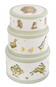 Wrendale Designs Cake Tin Nest by fab-furnishings