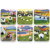 Thomas Joseph - Set of 6 Coasters