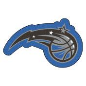 FANMATS 21352 Approx. 0.9m x 1.2m Team Colour NBA - Orlando Magic Mascot Mat