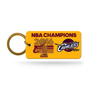 NBA Cleveland Cavaliers 2016 Champions Crystal View Key Chain