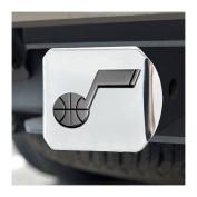 Fanmats NBA Utah Jazz Hitch Cover 3.4x4