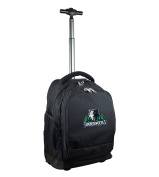 NBA Minnesota Timberwolves Expedition Wheeled Backpack, 48cm , Black