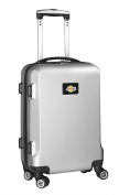 NBA Los Angeles Lakers Carry-On Hardcase Spinner, Silver