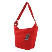 NBA Portland Trail Blazers Women's Colo Sheen Hobo Purse, Red