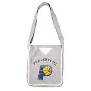 NBA Indiana Pacers Women's Hoodie Crossbody Purse, Grey