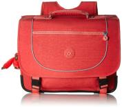 Kipling - POONA M - Medium School Bag - Happy Red C -