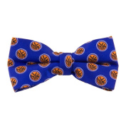 Eagles Wings EAG-9975 New York Knicks Repeat NBA Bow Tie