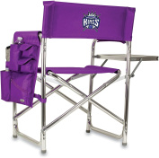 NBA Sacramento Kings Portable Folding Sports Chair, Purple