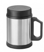 Double wall mug, 0,35litres