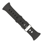 Suunto M-Series M1/M2 Plain Strap - Black