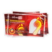Thermopad Toe/Foot Warmers, 5 Pairs
