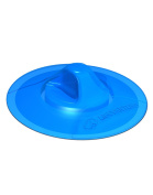 Lifeventure travel bath and sink plug blue