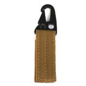 Molle Webbing Attachement Strap Belt Clip Key Holder for 5cm Belt