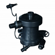Bestway Sidewinder 2 Go Air Pump - Black