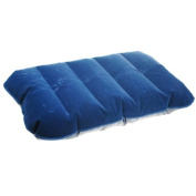 Kingfisher Unisex Olpil Inflatable Camping Pillow, Blue, NA
