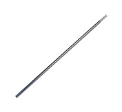 Universal 8.5mm Tough Aluminium Alloy Tent Pole Section with Ferrule Camping Repair
