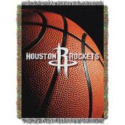 Northwest Houston Rockets NBA Woven Tapestry Throw 120cm x 150cm Blanket