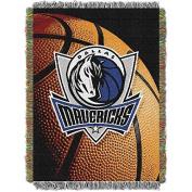 Northwest Dallas Mavericks NBA Woven Tapestry 120cm x 150cm Throw Blanket