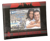 NBA Houston Rockets Padded Front 10cm x 15cm Picture Frame, One Size