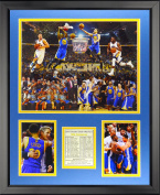 Legends Never Die Golden State Warriors 2015 NBA Champions Collage Display Photo Frame, 41cm x 50cm