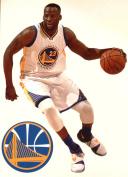 Draymond Green Mini FATHEAD Golden State Warriors Official NBA Vinyl Wall Graphic 18cm INCH