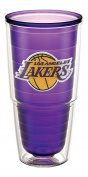 """Tervis 3032520cm NBA La Lakers"""" Tumbler, Emblem, 710ml, Amethyst"""
