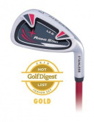 Paragon Rising Star Kids Junior #7 Iron Ages 3-5 Red / Right-Hand