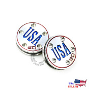Set of 20g Custom Team USA Weights for Titleist Scotty Cameron Putters