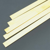 Brass Strips, 90cm , .032 x 1/2