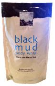 Dead Sea Mud Mask - Black Mud Body Wrap by Jericho (620ml / 600 Gr) - Experience the Healing Proerties of Black Mud from the Dead Sea