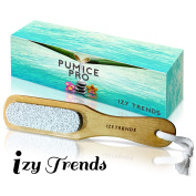 Pumice Stone - Manicure And Pedicure Tool With Brush - The Best Callus Stone With 100% Pumice