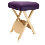 Dr.lomilomi Wooden Folding Massage Stool 511