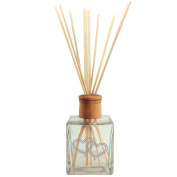 Personalised Reed Diffuser Double Heart