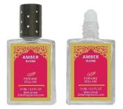 Amber Bloom Perfume Oil Roll-on - Premium Grade Fragrance Oil