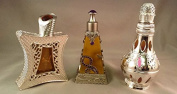 Miskshoppe Collection Urban Musk, Fiza, Taskeen (Pack of 3 Pure Oils) Special
