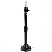 Neverland Beauty Adjustable Cosmetology Mannequin Head Tripod Holder Stand Desk Table Holder Stand Clamp Black