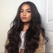 Rongduoyi 8A Grade Brazilian Virgin Human Hair Wigs Natural Wavy Glueless Full Lace Human Hair Wig With Body Hair for Black Women
