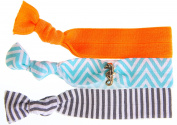 Twistband Mini Seahorse Bauble Hair Tie Set