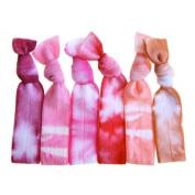 Twistband Tie Dye Lucy Hair Tie Set