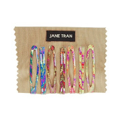 Jane Tran Assorted Abstract Modern Print Clip Set