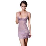 .   Women Lingerie Sets,Canserin Women's Lingerie Sets Chest A File Open Underwear Mini Babydoll Dress