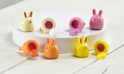 Lip Gloss in Bunny Shaped Container - Assorted Colours